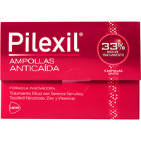 Pilexil Anticaida Ampollas 20 Unidades (15 ampollas+5 De Regalo)