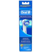 Recambio cepillo eléctrico Oral-B precision clean 3 unidades