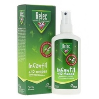 Relec Infantil +12 Meses Repelente 100ml