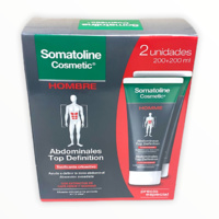 Somatoline Hombre Abdominales Top Definition Sport 400 Ml (200+200)