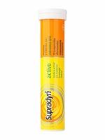 Supradyn activo 15 comprimidos efervescentes