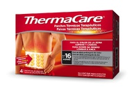 Thermacare Zona Lumbar y cadera 4 parches