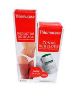 Thiomucase Pack crema anticelulítica 200ml + stick anticelulítico 75ml
