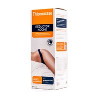 Thiomucase reductor noche anticelulítico 500ml