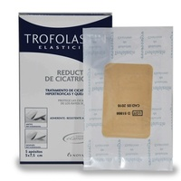 Trofolastin Reductor de cicatrices 5 Apósitos 5x7,5 cm