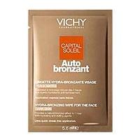 Vichy Capital Soleil Toallita Autobronceadora Rostro 5.6ml