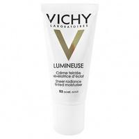 Vichy Lumineuse crema coloreada nº3 gold piel seca 30ml