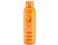 Vichy ideal soleil SPF50 bruma rostro invisible 75ml