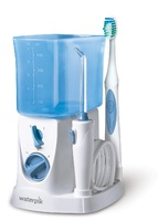 Waterpik 2 en 1 WP-700 Irrigador + cepillo electrico