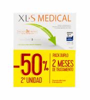 Xls Medical Pack ahorro captagrasas 2x180 comprimidos